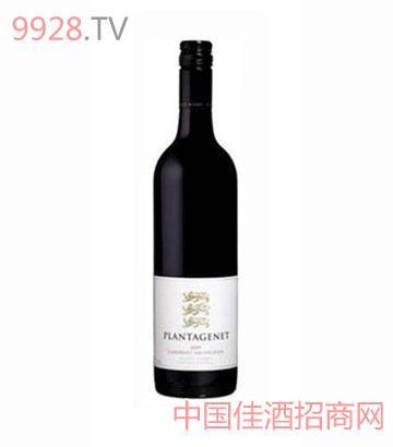 狮子王(金雀花王朝)2009解百纳苏维翁葡萄酒