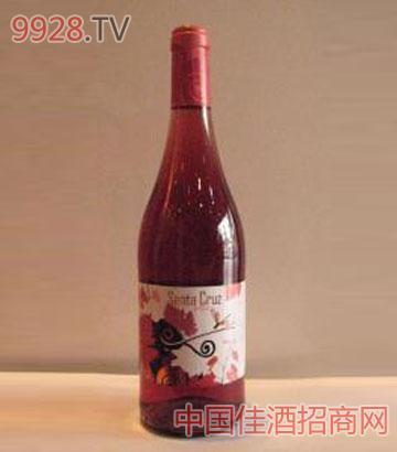 圣塔克鲁穗乐仙微泡葡萄酒