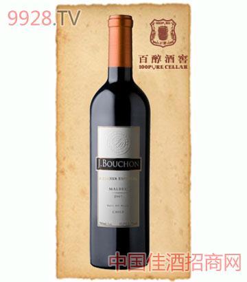 杰博马尔贝克特别精选干红葡萄酒
