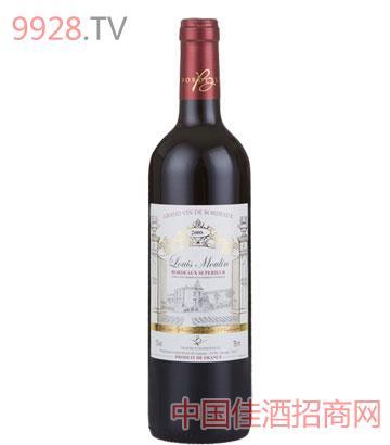 路易幕宁优质干红葡萄酒