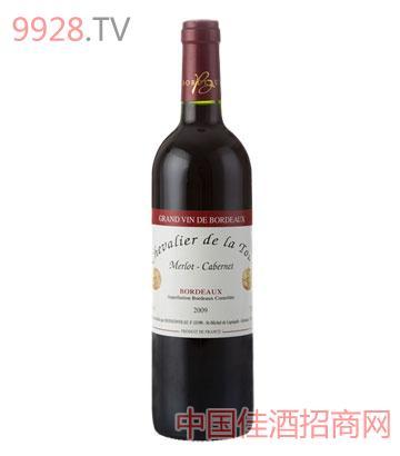 骑士塔干红葡萄酒