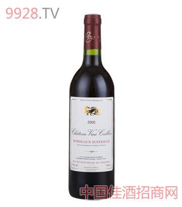 钻石城堡特级干红葡萄酒