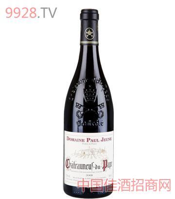 保罗教皇新堡干红葡萄酒