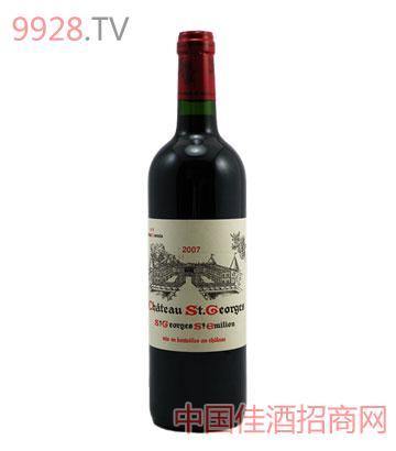 圣乔治酒庄干红葡萄酒