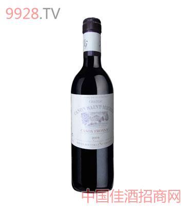 卡浓圣米歇尔庄园干红葡萄酒