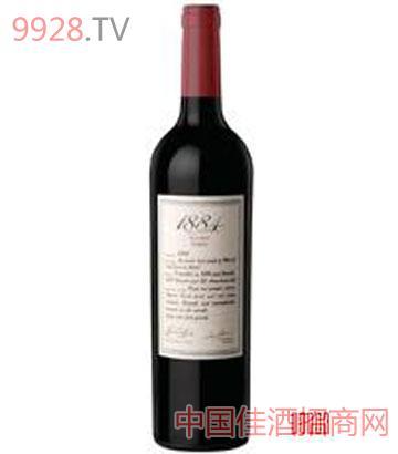 1884马贝克陈酿干红葡萄酒
