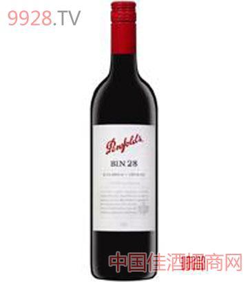 奔富BIN28卡琳娜色拉子干红葡萄酒