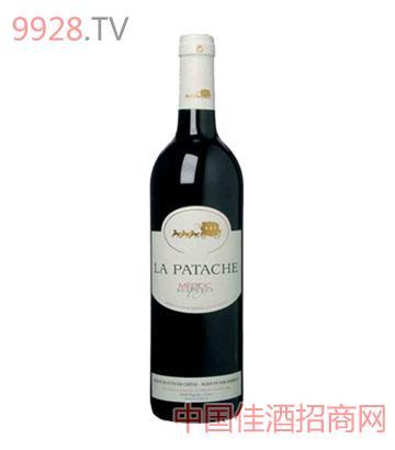 小马庄骑士干红葡萄酒