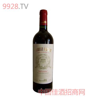 小马庄家族干红葡萄酒