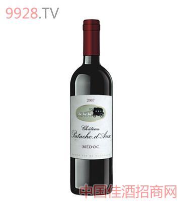 小马庄干红葡萄酒