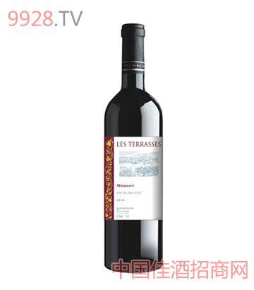 特拉斯美乐干红葡萄酒