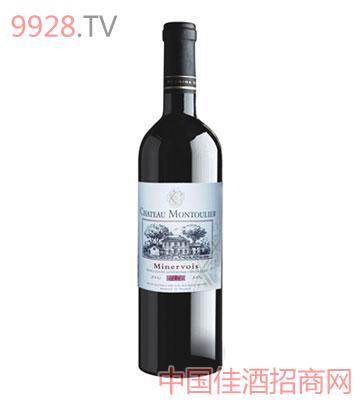 木菲城堡干红葡萄酒