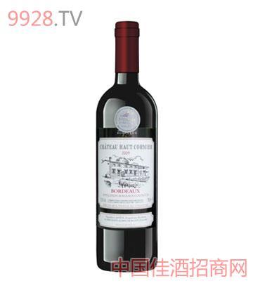康郡干红葡萄酒