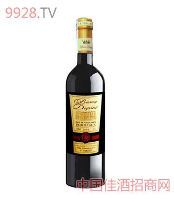 杜朴拉特干红葡萄酒