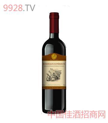 波尔多橡木桶特藏干红葡萄酒