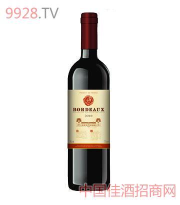 波尔多佳酿干红葡萄酒