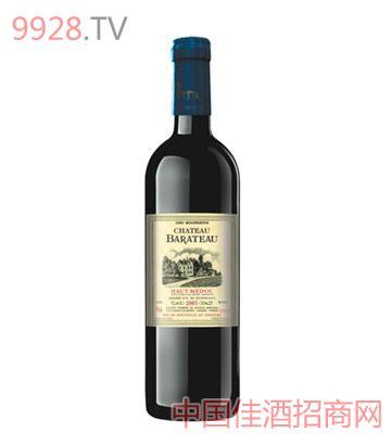 柏拉都干红葡萄酒