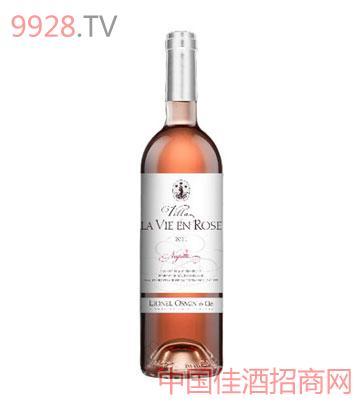艾侬桃红葡萄酒