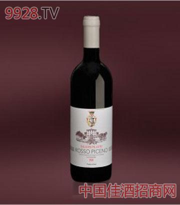 罗索皮切诺特级红葡萄酒