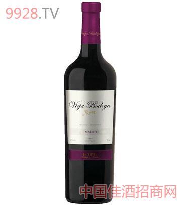 老酒庄赤霞珠马贝克葡萄酒