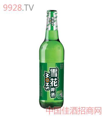 雪花元生啤酒