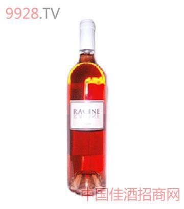哈森玫红葡萄酒