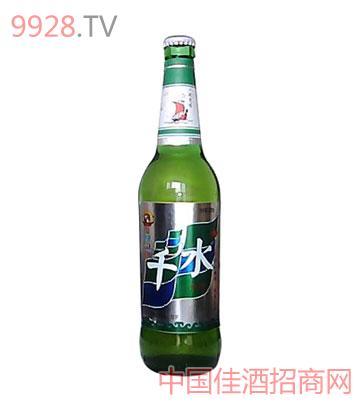 600ml10°千水啤酒
