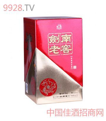52°劍南春老窖500ml酒