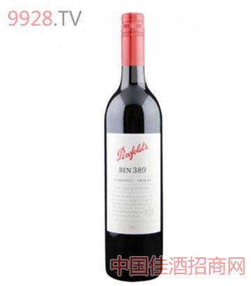 奔富BIN389加本力设拉子干红葡萄酒