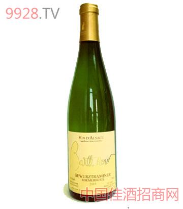 米歇尔冯内琼瑶浆白葡萄酒