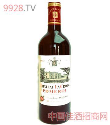 十字城堡红葡萄酒