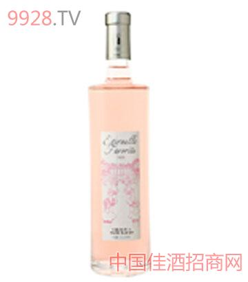 圣马丁城堡-爱妃永驻粉红酒