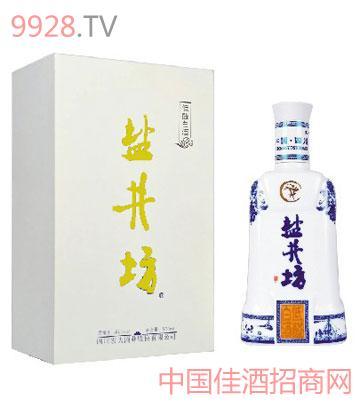 盐井坊酒46度