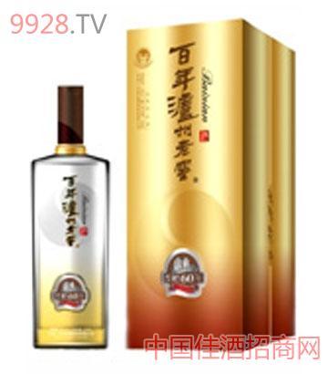 百年瀘州老窖酒60