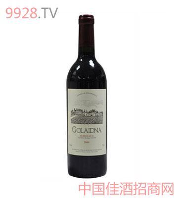 法國格萊德納紅葡萄酒2008