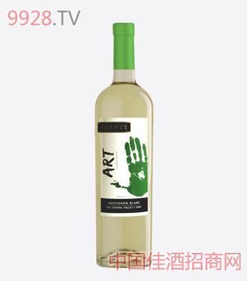 阿雷斯帝艺术系列优选级长相思干白葡萄酒