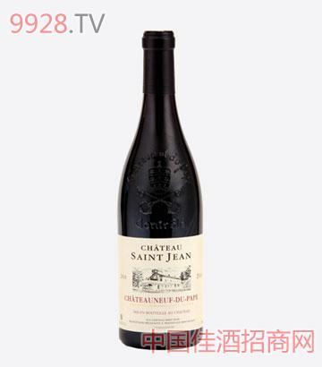 圣吉恩酒庄-教皇新堡干红葡萄酒