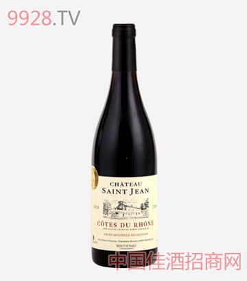圣吉恩酒庄-罗纳河谷干红葡萄酒