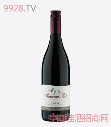 亚历山大 帕克西拉干红葡萄酒