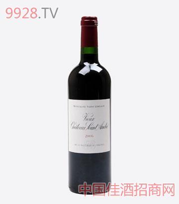 老圣安德烈庄园干红葡萄酒