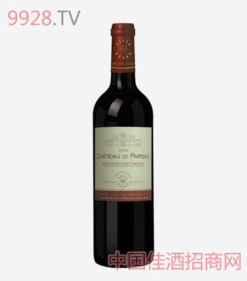 罗斯柴尔德家族-帕尔萨克庄园干红葡萄酒