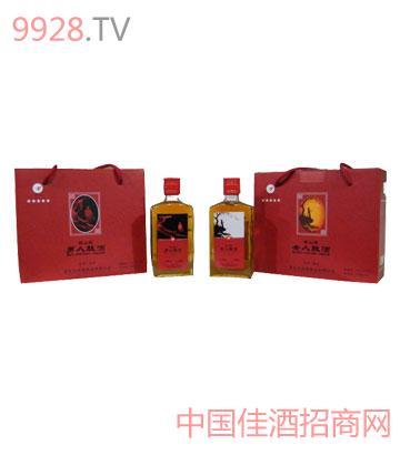 怀山药肽酒礼盒248ml