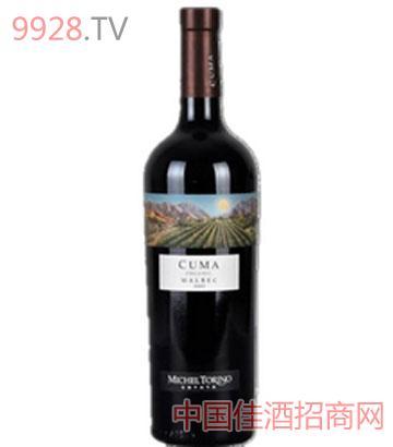 庫馬有機馬爾貝克干紅葡萄酒