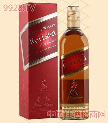 40度紅牌威士忌