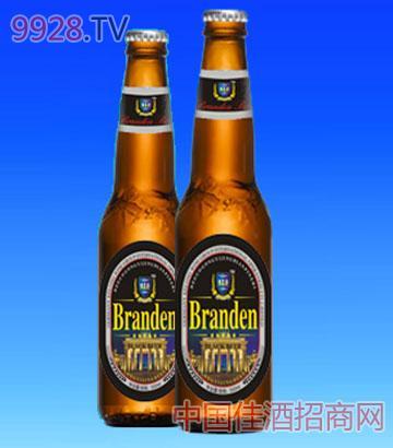 博蓝登黑啤酒