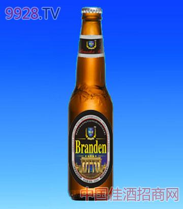 博蓝登黑啤酒单瓶