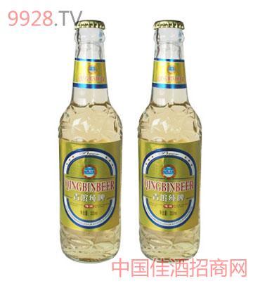 青滨纯啤酒