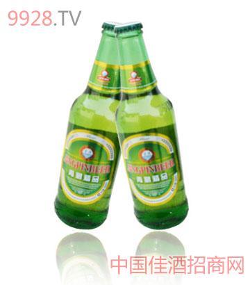 精品啤酒500ml瓶装