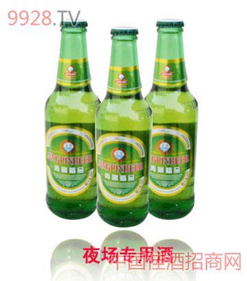 精品啤酒330ml夜场