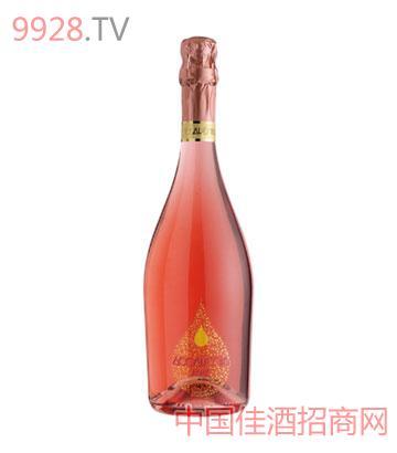 阿卡达丽玫瑰起泡酒